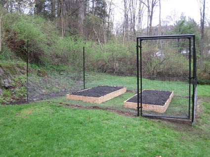 Deer Fence Mesh How To Make Fence